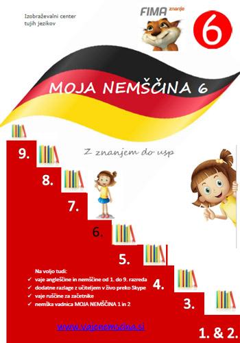 MOJA NEMŠČINA 6 -  (PDF)