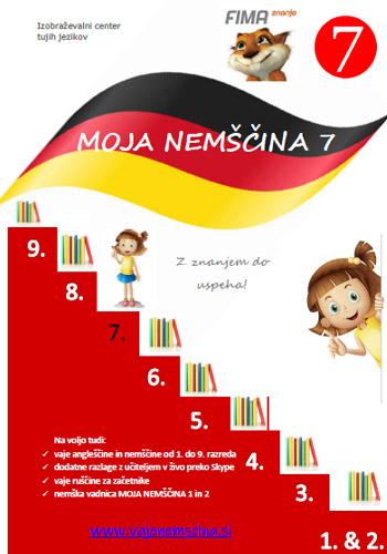 MOJA NEMŠČINA 7 -  (PDF)